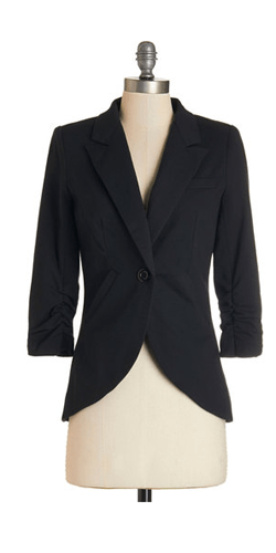 Fine-and-Sandy-Blazer-in-Noir-front